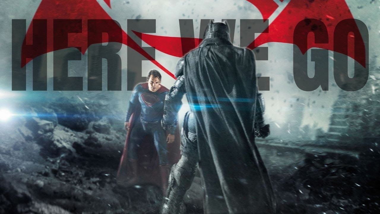 Batman V Superman Tribute - Here We Go by Chris Classic