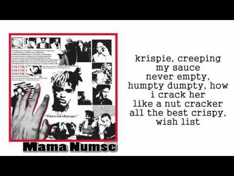 $ki Mask The Slump God - Bowser ft  XXXTENTACION (LYRICS)