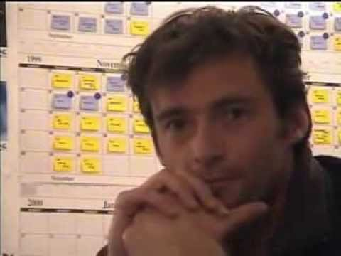 AUDITION TAPE: Hugh Jackman auditions for the part of Wolverine in X men 1999