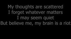 ADHD song