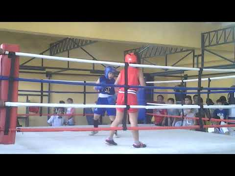 First PSC Monthly Amateur Boxing