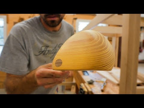 Making A Golf Club Out Of Osage Orange