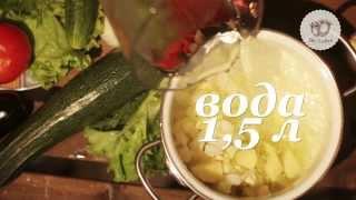 Салат «Хорьятики». Крем-суп из цуккини. Happy Video.(Органическое масло «Две Оливки». Рецепты вкусной жизни. Салат «Хорьятики». Крем-суп из цуккини.http://dveolivki.ru/..., 2013-12-22T17:34:14.000Z)