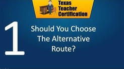 Alternative Teacher Certification Tips