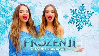 Frozen 2 - Into The Unknown by Idina Menzel, AURORA Cover