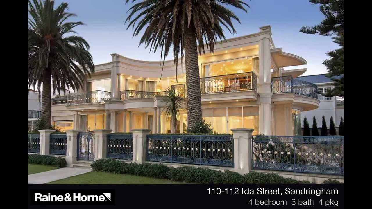 The Pinnacle Of Luxury Living 110 112 Ida St Sandringham