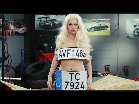 Сексуальная Блондинка на СТО: лучший подарок АвтоМеханику | На Троих Приколы 2020
