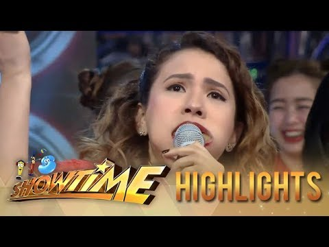 It's Showtime: Karylle faces her FUNishment