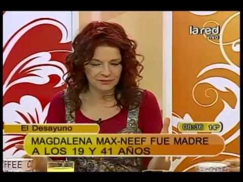 Magdalena Max-Neef Cuenta Su Experiencia De Ser Madre A Los 19 Y 41 Años