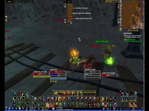 Runes Of Magic - Warden 42 / Druid 35 Gameplay