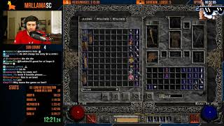 Diablo 2 - 8 MAN HELL SPEEDRUN - You asked for it every day, here ya go!