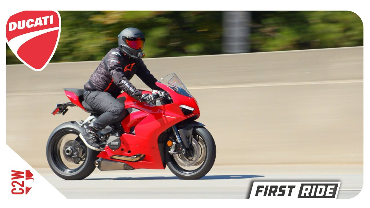 Download 2020 Ducati Panigale V2 | First Ride
