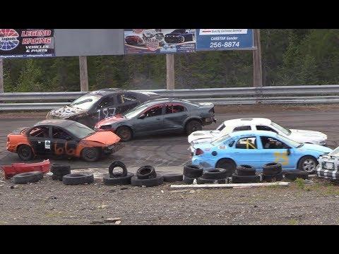 Thunder Valley Speedway - Bomber Final 2018