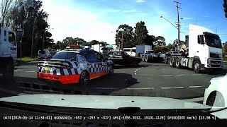Instant Karma / Caught by the Police Compilation 4