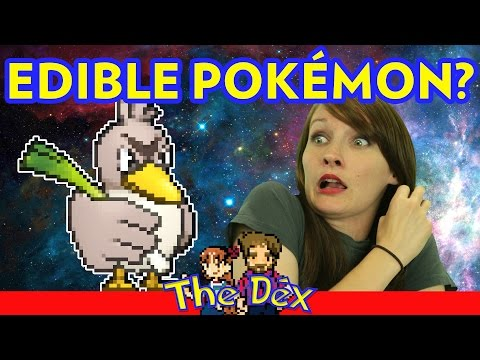 EAT FARFETCH'D FOR THANKSGIVING! - The Dex! Episode 88!