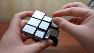 як зібрати дзеркальний кубик Рубіка. ч. 1/3