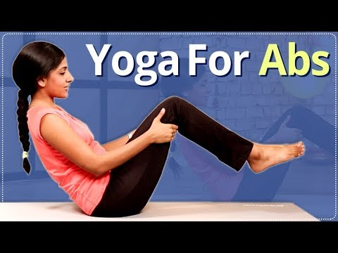 yoga for abs  abs workout  yoga for flat belly  stomach