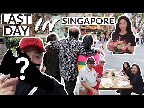 2 Ngày Cuối Tại Singapore/ Mình Đã Mua Được Đôi Giày Này Với Giá Retail?!?!?