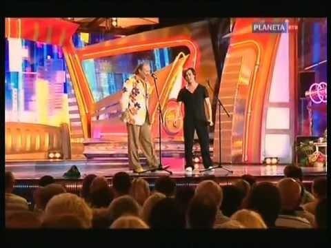 Галкин и Гальцев - Красная Шапочка у Бабушки