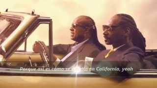 California Roll Snoop Dogg Ft Stevie Wonder Subtitulado