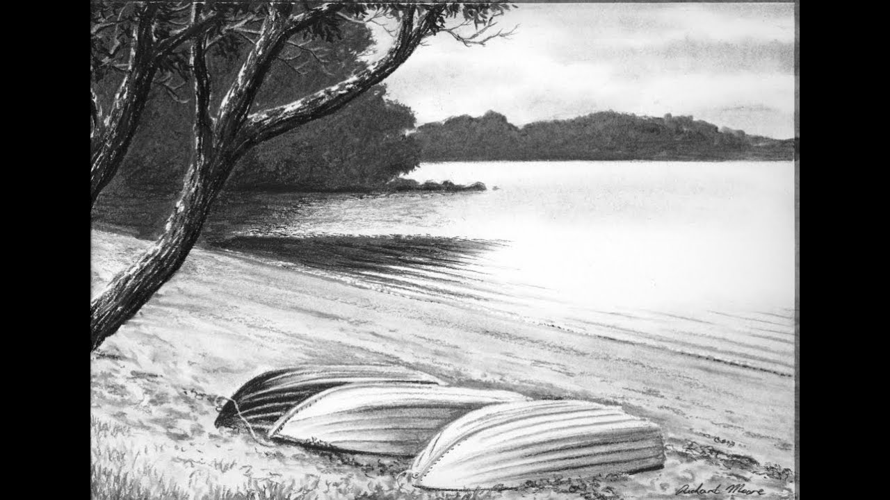 Charcoal Dinghy Workshop - YouTube