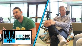 New York Jets fan reflects on bad draft picks with Chris Simms | Chris Simms Unbuttoned | NBC Sports