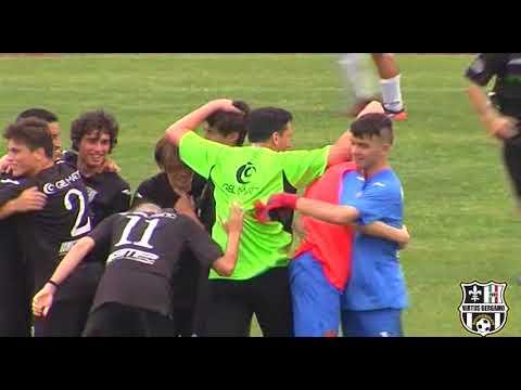 Virtus Bergamo 1909-Olginatese 2-0, Allievi B Finale Regionale Lombardia 2018