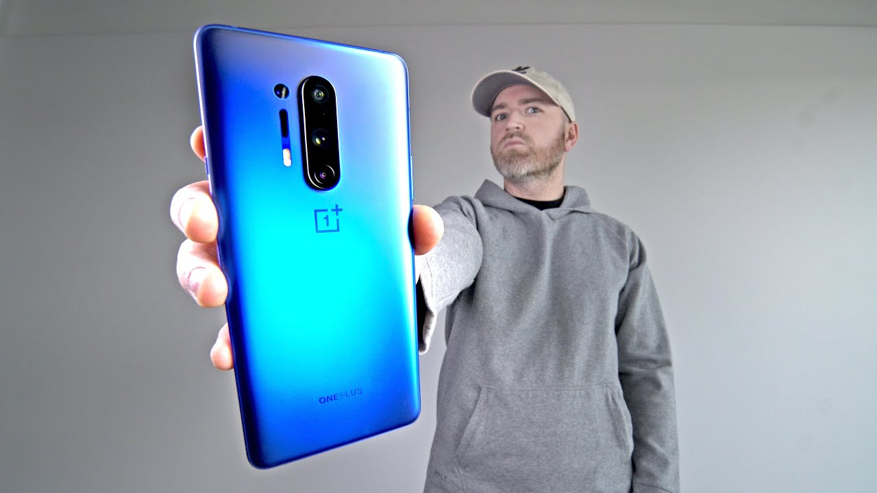 OnePlus 8 Pro Unboxing - Should You Go Pro?