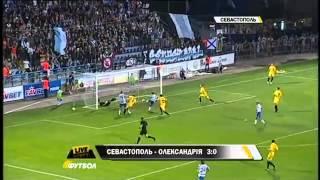 Tanchyk Volodymyr goals (Sevastopol)