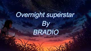 Hello this time I present a song from the group Bradio A beautiful ...