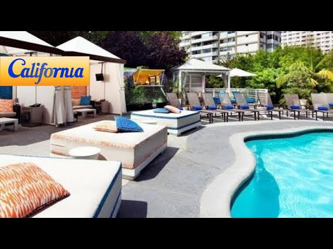 W Los Angeles – West Beverly Hills, Los Angeles Hotels - California