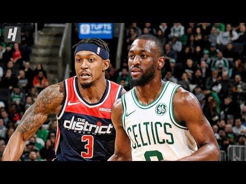 Washington Wizards vs Boston Celtics - Full Game Highlights | November 13, 2019 | 2019-20 NBA Season