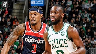 Washington Wizards vs Boston Celtics - Full Game Highlights | November 13, 2019 | 2019-20 NBA Season
