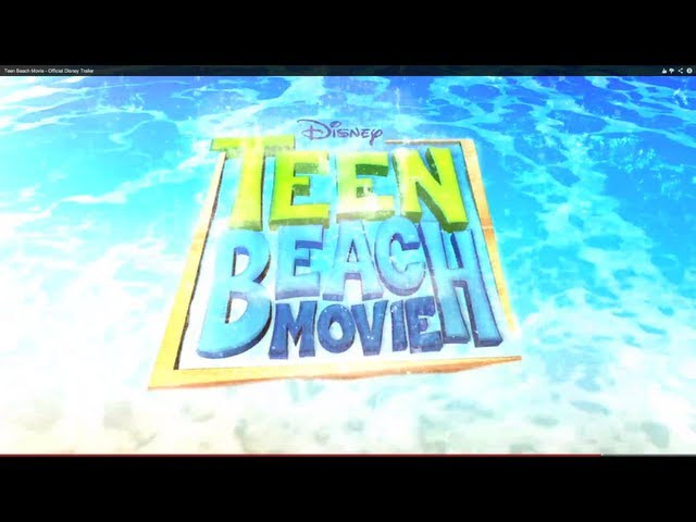Teen Beach Movie - Official Disney Trailer Travel Video