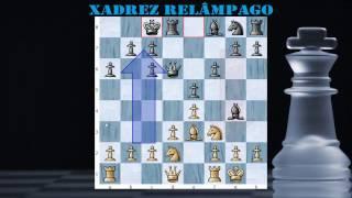 mecking x kortchnoi espanhola partidas03 xadrez relmpago