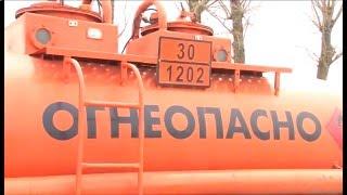На дорогах Анапы усилены меры контроля при транспортировке опасных грузов(, 2016-04-20T10:26:02.000Z)