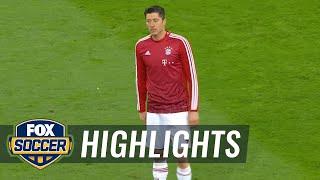 Bayer Leverkusen vs. Bayern Munich | 2015–16 Bundesliga Highlights