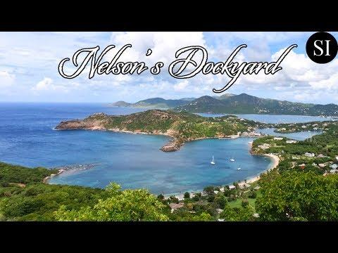 Nelson's Dockyard | Antigua and Barbuda | Caribbean | 4K