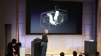Steve Jobs Introduces the iPod Hi-Fi