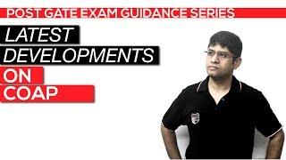 Post Gate Exam | COAP latest updates | Dr. Vijayender
