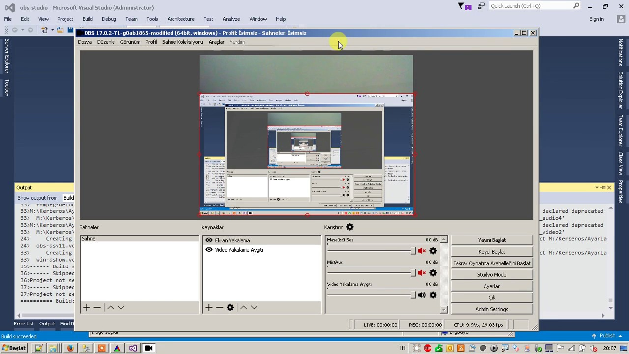 descargar obs studio 64 bits full español