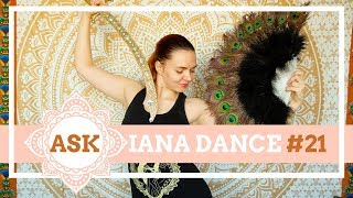 Are Props Important for Professional Belly Dancer? - ASKianaDANCE #21