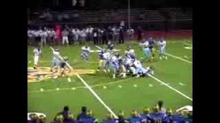 Hayes Pullard-Sophomore Defense