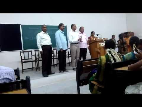 Thiyagarajar college of preceptors madurai