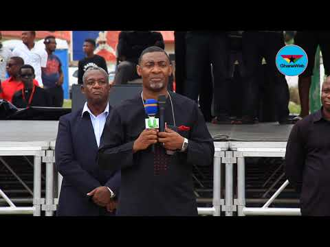 Shatta Wale should become a Pastor - Lawrence Tetteh