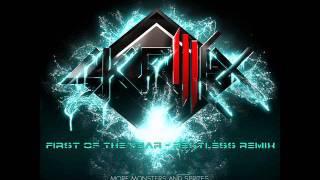 FIRST OF THE YEAR (EQUINOX) - SKRILLEX (RESTLESS REMIX)