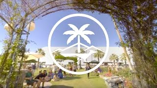 Coachella VR 360 – Festival Foods with Francesca