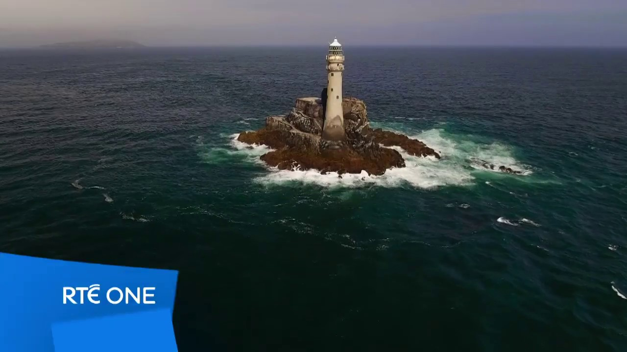 Lighthouses In Ireland Map.Great Lighthouses Of Ireland Rte One New Series Starts Sunday