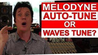 Melodyne, Waves Tune or Auto-Tune? | FAQ Friday - Warren Huart: Produce Like A Pro