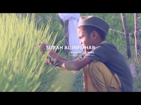 SURAH AL INFITHAR @Muayyad Syamil